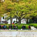 写真: T-2~新緑の修学旅行~♪~広島に訪ねてくれてありがとう~(^^♪
