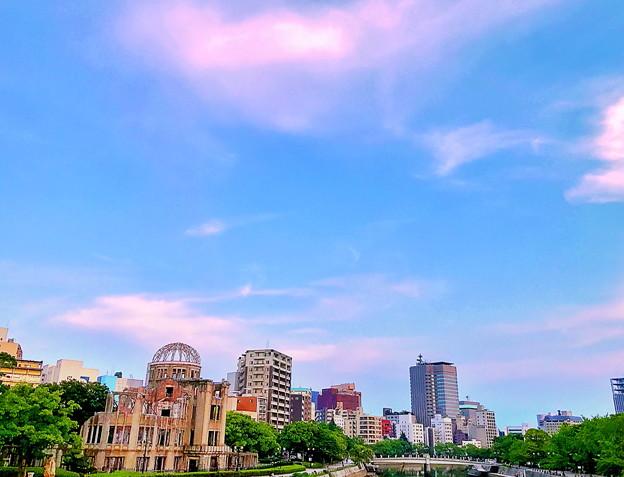 ~夏空の朝~(蔵出し)