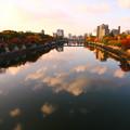 写真: ~Mirror of the rive(川の鏡)~