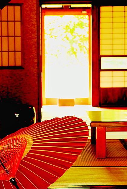 写真: ~和傘(唐笠)~