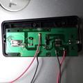 廉価版の赤外リモコン内部リード付け01