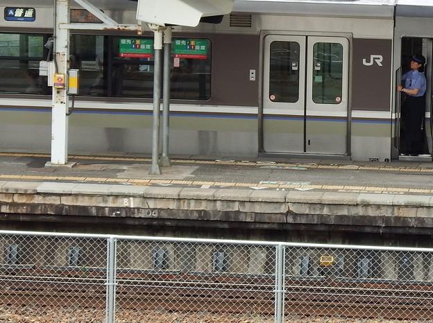 JR膳所駅付近