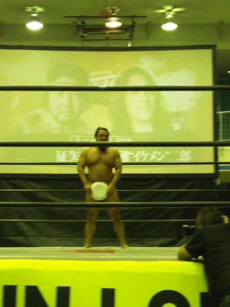Photos: 罰ゲーム(*≧m≦*)ププッ