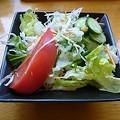 Photos: 141109-7 ランチのサラダ