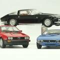 写真: minichamps 1/43 Alfa GTV 6 、他