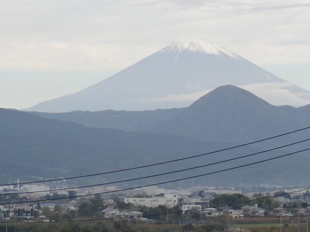 Photos: 曽我兄弟ゆかりの地から見た富士山