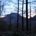 Photos: 夕暮れの焼岳