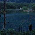 上高地の夕暮れ(2)