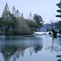 Photos: 唐崎松 雪吊り