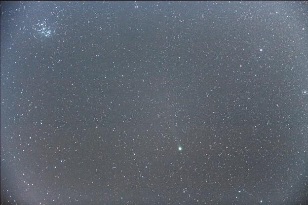 Photos: ラブジョイ彗星