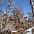 Photos: 10.59 山頂には大勢の人