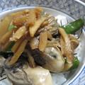 Photos: 牡蠣のしぐれ煮どんぶり♪