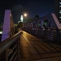 レールの橋