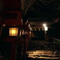 夜の貴船神社