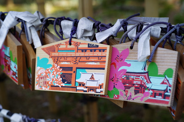 Photos: 根津神社 絵馬