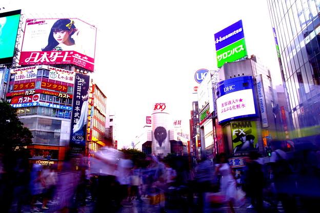 そちらどちら渋谷