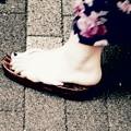 富美子の足