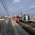 Photos: 東枇杷島駅