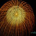 写真: 神明の花火-14