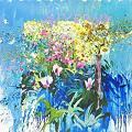 写真: リャド『シヴェルニーの花II
