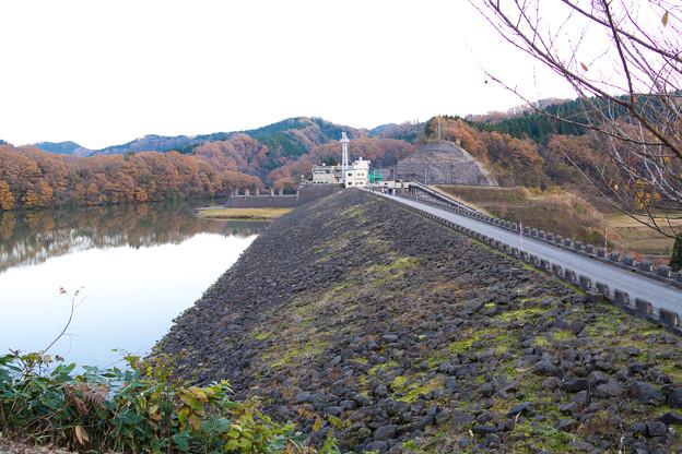 子撫川ダム2