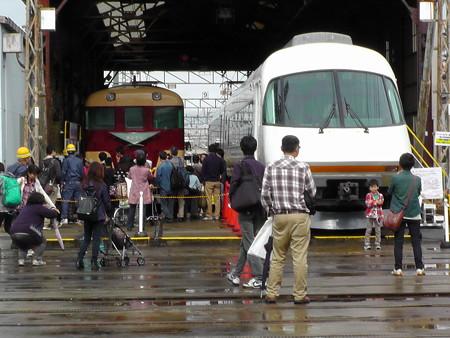 きんてつ鉄道まつり2014(高安車庫)0012
