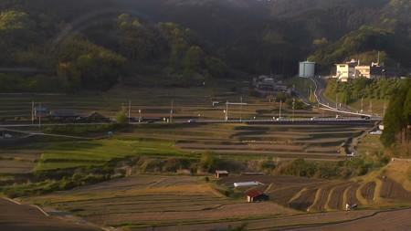 近鉄大阪線の車窓0012