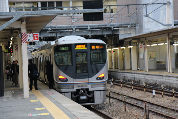 篠山口駅の写真0001