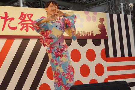 ミスゆかたコンテスト2017大阪予選0112