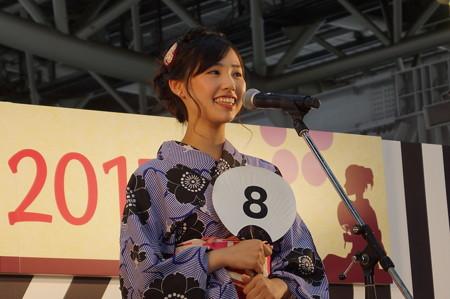 ミスゆかたコンテスト2017大阪予選0138
