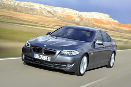 BMW新5シリーズ