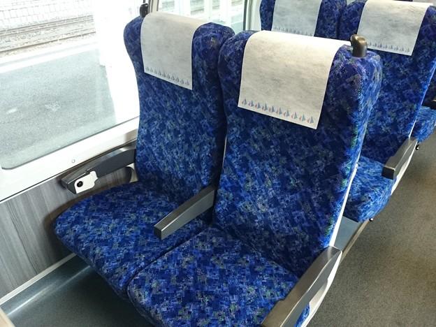 グリーン車 2階座席