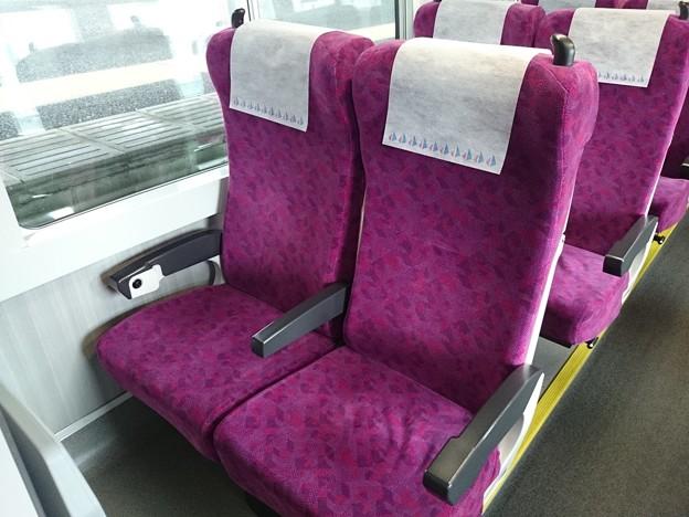 グリーン車 1階座席
