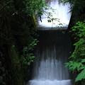 写真: 水の流れ!