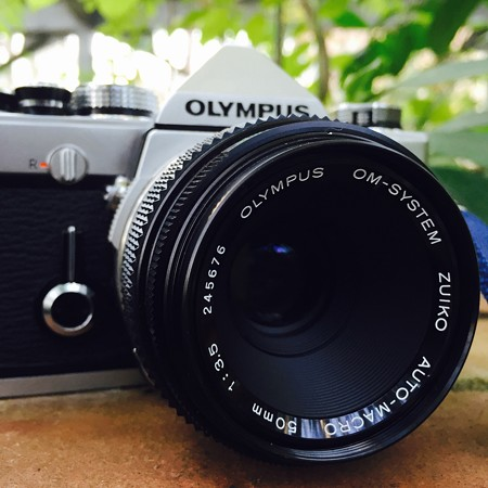 OLYMPUS ZUIKO 50mm MACRO f3.5