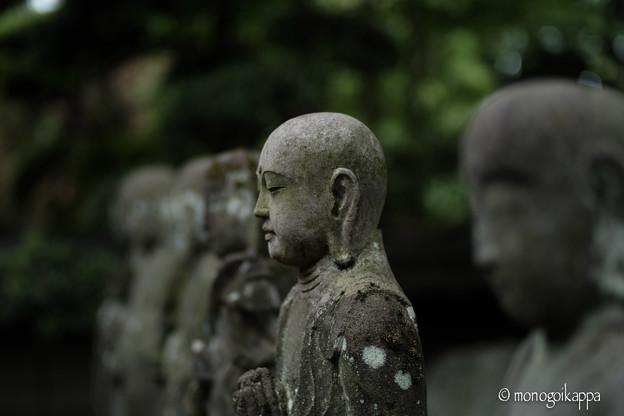 写真: 地蔵_f1.5-4254