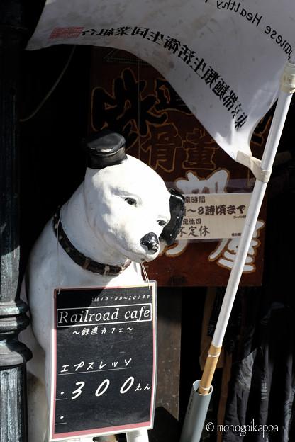 帝釈天_招き犬-5692
