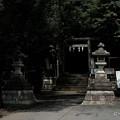 写真: 十二所神社_01鳥居-5811