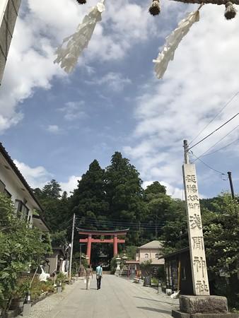 河口湖浅間神社