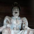写真: 武田八幡宮02隋神-6224
