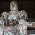 写真: 武田八幡宮02隋神-6225