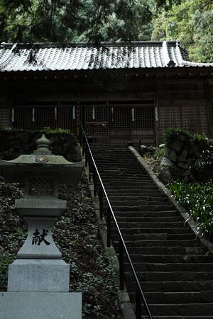 武田八幡宮03_拝殿-6218