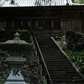 写真: 武田八幡宮03_拝殿-6218