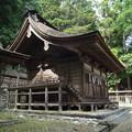 写真: 武田八幡宮04_本殿_GXR-0048271
