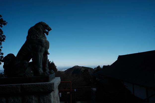 写真: 御嶽神社_09おいぬさま-7047