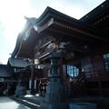 御嶽神社_11拝殿-7046