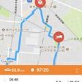 写真: つながるアプリ 1/14 地図