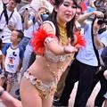 外人にも負けないサンバの情熱な踊りで・・20140721