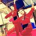 Photos: 横浜中華街春節イベント。。中国舞踊 2月21日
