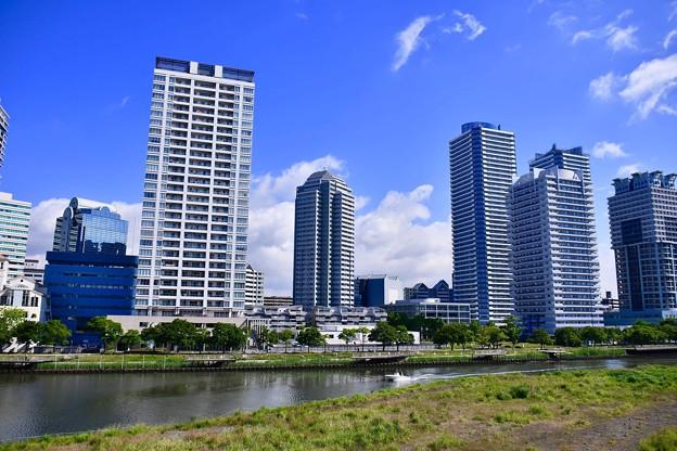 横浜みなとみらいのウォーターフロント(^^) 20170527
